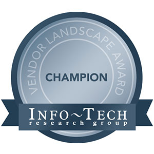 HP crowned Data Center Networking 'Champion' by Info-Tech Research Group