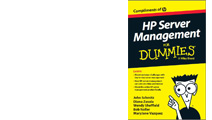 Download your free copy of HP Server Management for Dummies