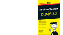 Download your free copy of  HP Virtual Connect for Dummies