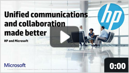 Unified communications and collaboration made better (Webinar)